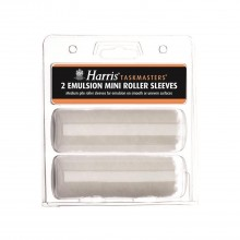 "Harris 4"" Mini Sleeve X 2"