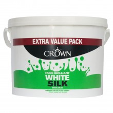 Crown 6l Silk Pure Brilliant White