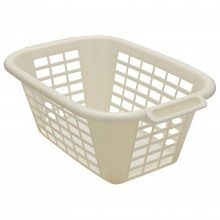 Addis Laundry Basket Rectangular Linen
