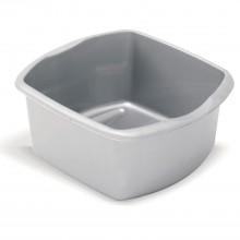 Addis Small Rectangle Bowl Metallic