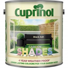 Cuprinol 2.5l Garden Shades Black Ash