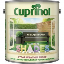Cuprinol 2.5l Garden Shades Old English Green