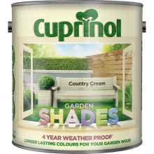 Cuprinol 2.5l Garden Shades Country Cream