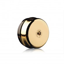 Byron 1200 Wired Underdome Bell, Brass