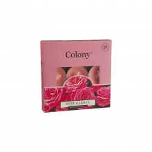 Colony Tealights Garden Rose