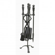 Manor Temple Companion Set, Black