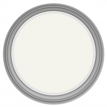 Crown 2.5L Matt Emulsion Paint, Milk White