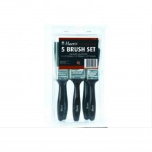 Harris Professional 5 Paint Brush Pack