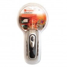 Black Spur Led Wind Up Torch