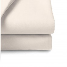 Belledorm 200 Thread Count Fitted Sheet, Super King, Ivory