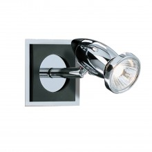 Comet Single Spotlight, Black