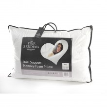 Fine Bedding Company Dual Support Pillow