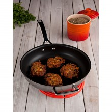 Le Creuset 3-Ply Stainless Steel Stainless Steel Frying Pan, 24cm