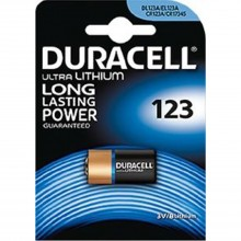 Duracell DL123 1 Pack