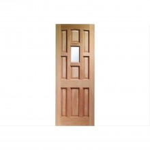 Xl Joinery External Hardwood Unglazed Door