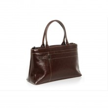 Jane Shilton Finsbury Medium Multi Compartment Tote Brown