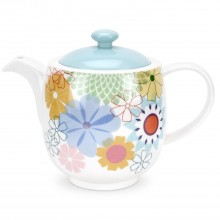 Portmeirion Crazy Daisy Tea Pot
