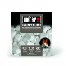Weber Fire Lighter Cubes White