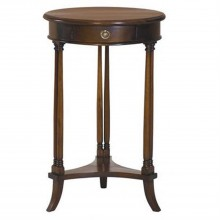 Casa Mahogany York Wine Table