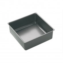 Kitchencraft Master Class 20cm Square Cake Pan