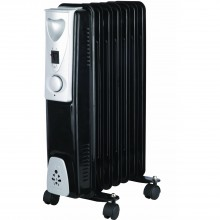 Kingavon 1.5kw 7 Fin Slimline Oil Filled Radiator
