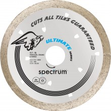 Spectrum Ultimate 8mm Diamond Blade