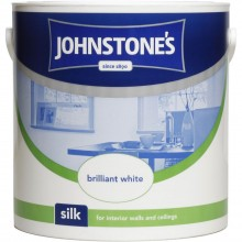 Johnstones 6l Silk Pb White