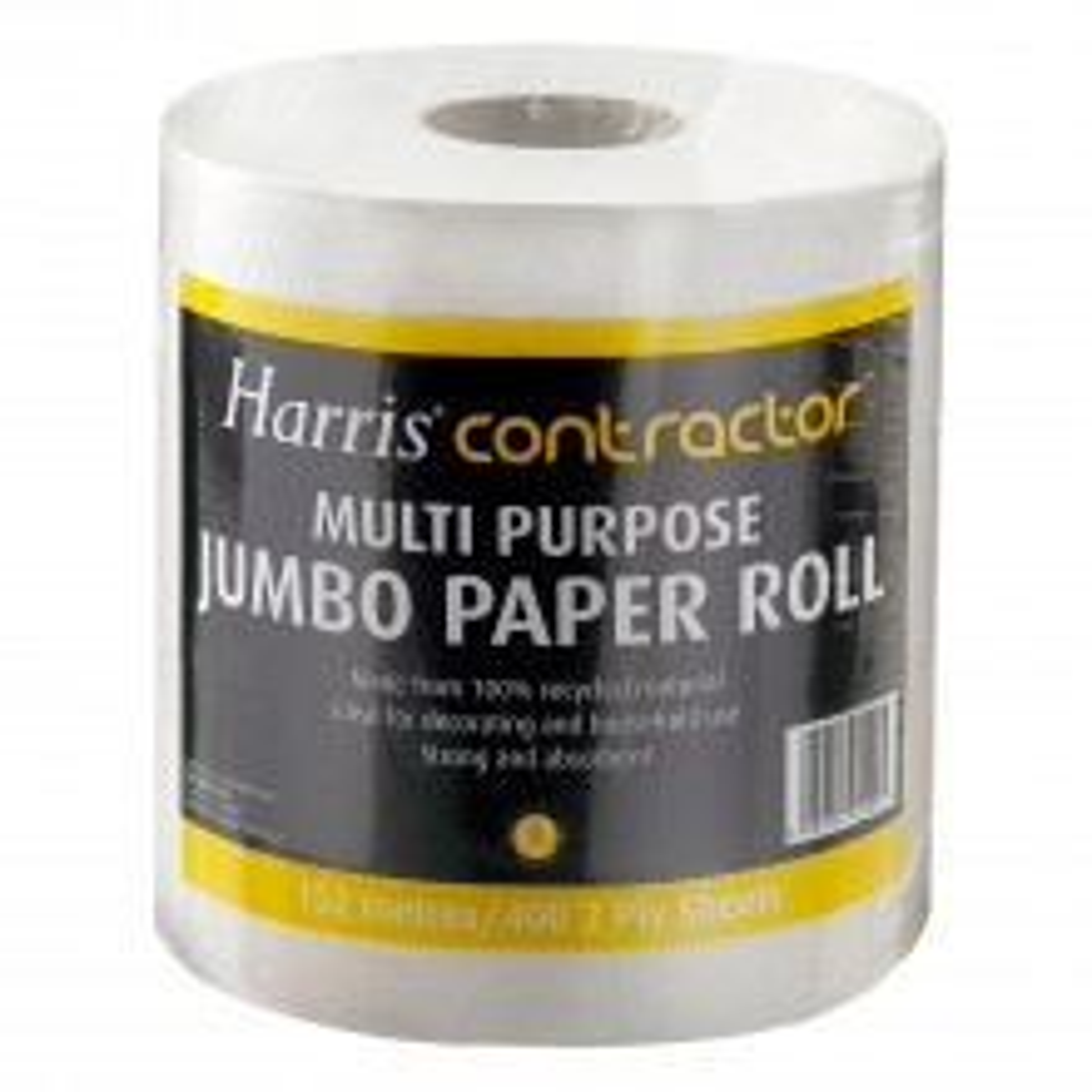 Harris Jumbo Paper Roll 152m Jumbo Pa