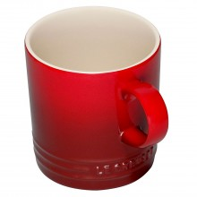 Le Creuset Breakfast Collection 350ml Mug, Cerise