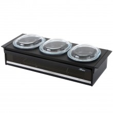 Hostess Buffet Servers Black