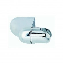 Croydex Adjustable Wall Bracket, Chrome