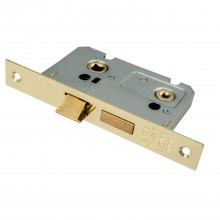 Carlisle 64mm Easi-t Bathroom Lock