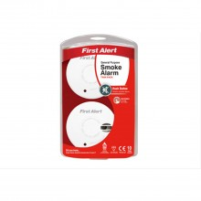 First Alert Smoke Alarm (twin Pack)