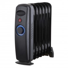 Blackspur 900w 9 Fin Oil Filled Radiator