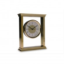 Acctim Berwick Mantel Clock, Gold