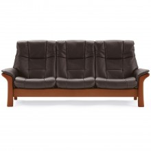Stressless Buckingham High Back 3 Seater Sofa