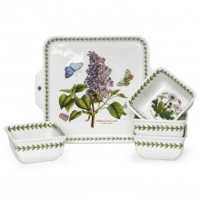 Botanic Garden 5 Piece Accent Bowl Set