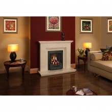 Sintra Egyptian Marble Surround, Creme