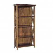 Casa Mahogany Oxford Bookcase