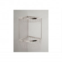 Miller Of Sweden Classic 2 Tier Corner Basket