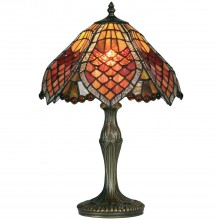 "Orsini 12"" Tiffany Table Lamp"