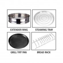 Igenix Halogen Oven Multi Cooker Accessory Pack