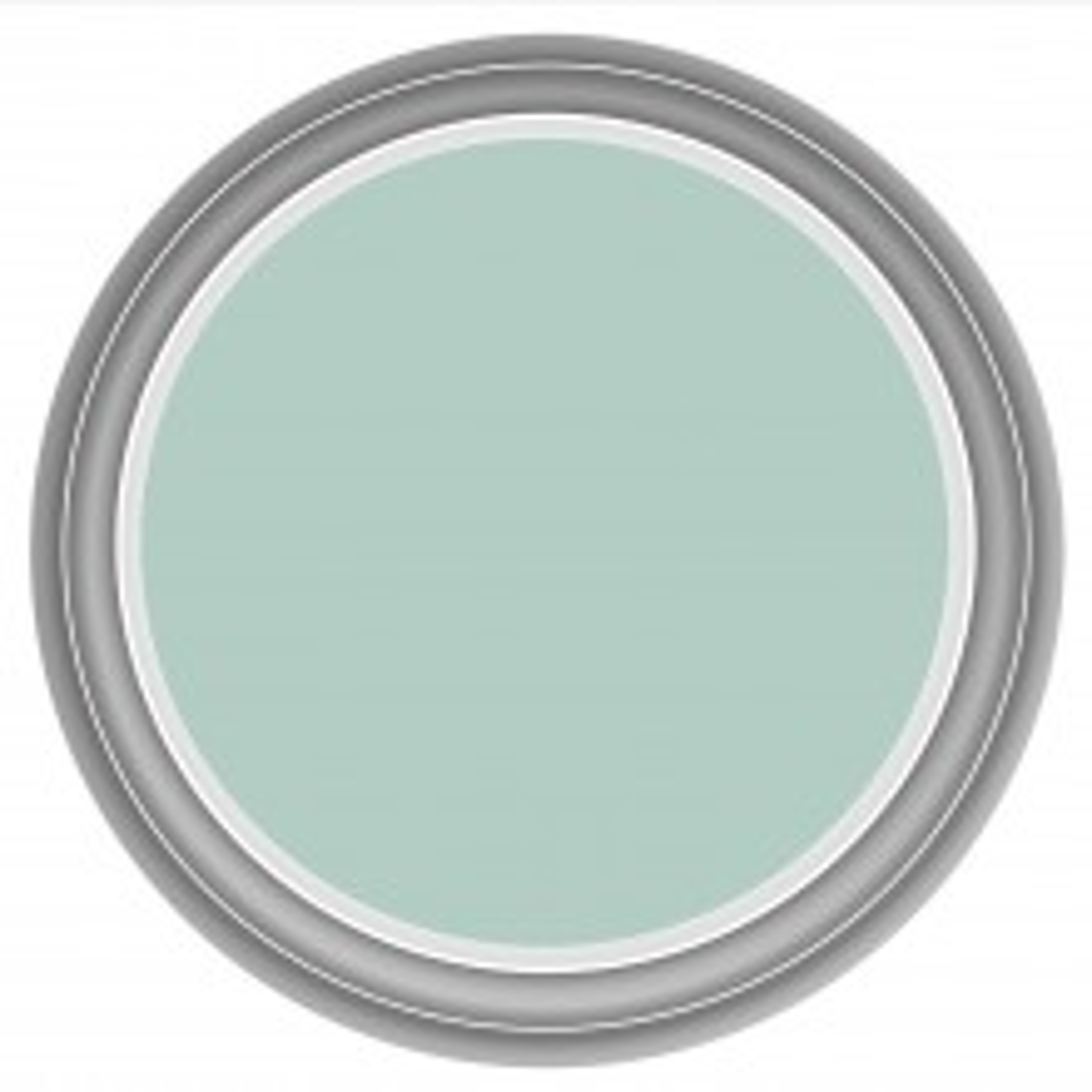 Crown 2.5l Kitchen & Bathroom Mid Sheen Emulsion, Soft Duck Egg