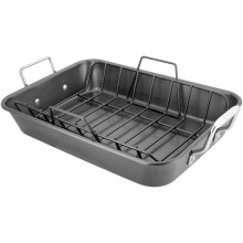 Stellar Speciality Large Non Stick Roast & Rack