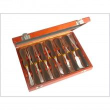 Faithfull Woodcarving Set