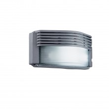 Low Energy Outdoor Light, Grey