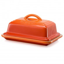 Le Creuset Butter Dish, Volcanic