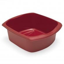 Addis Large Rectangular Bowl Red