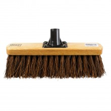 Harris 30cm Varnished Bassine Broom