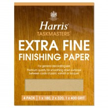 Harris Finishing Paper Pack 4